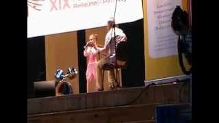 preview picture of video 'Natalia 6 lat - Finał Konkursu Pieśni Religijnej i Patriotycznej Bielsk Podlaski 2012'