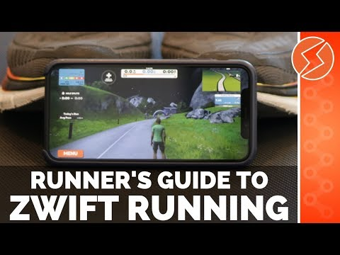 Runner's Guide to Running on Zwift