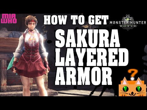 Steam Community Video How To Get Sakura Layered Armor