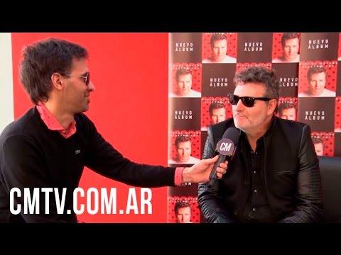 Miguel Mateos video ElectroPop - Entrevista | Septiembre 2016