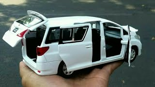 Special Diecast Toyota Alphard