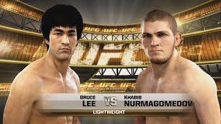 EA SPORTS UFC - Дракон против Орла