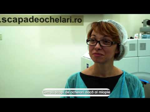 Chirurgie restaurarea vederii video