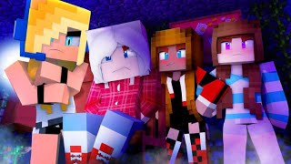 Minecraft Roleplay - Psycho Girl Show ★ CRAZY NEW GIRL IN SCHOOL! ★ Episode #9