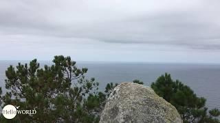 Spanische Nordküste Richtung Cabo Tourinan