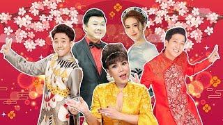 Kỳ Tài Thách Đấu 2019 | Trấn Thành, Trường Giang, Việt Hương, Chí Tài, Thúy Ngân mừng xuân Kỷ Hợi