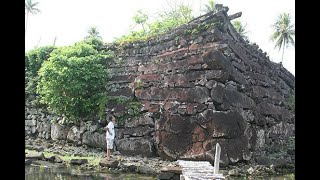 Megalithic Nan Madol – nagranie w j.rosyjskim