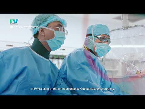 Cardiology Department – FV Hospital