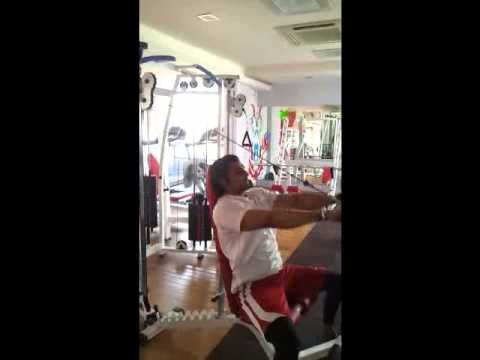 Seated cable Pullovers (Exercise)
