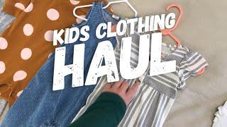 Seewald Kids Clothing Haul