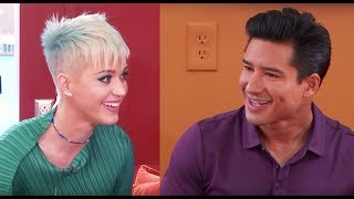Katy Perry and Mario Lopez Talk about Boys and Girls Club (Witness World Wide)