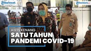 Setahun Pandemi, Airin Rachmi Kenang Pengumuman Kasus Covid-19 Pertama dengan Jokowi: Dulu Biasa