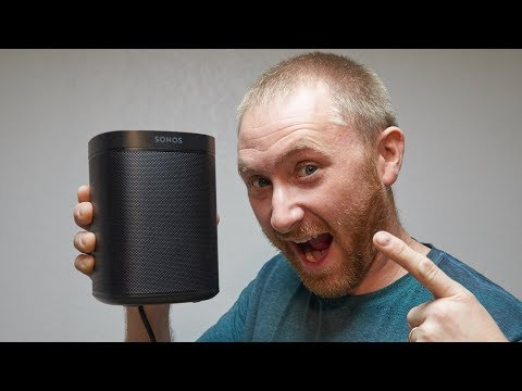 Sonos One - One of the Best Smart Speaker on the Market
