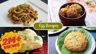 Creative ways to cook Eggs   Egg Recipes