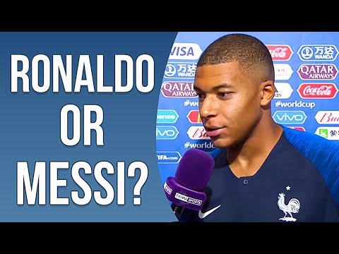 Cristiano Ronaldo Or Lionel Messi? - Famous Footballers Argue