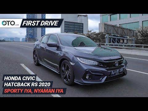 Honda Civic Hatcback RS 2020 | First Drive | Sporty Iya, Nyaman Iya | OTO.com