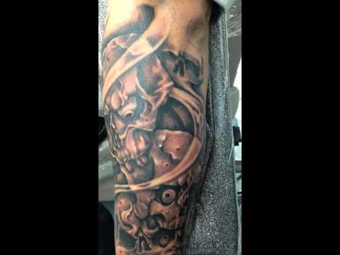 Madball Tattoos custom skulls by Madball
