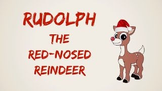 Rudolph the Red-Nosed Reindeer - Lyrics
