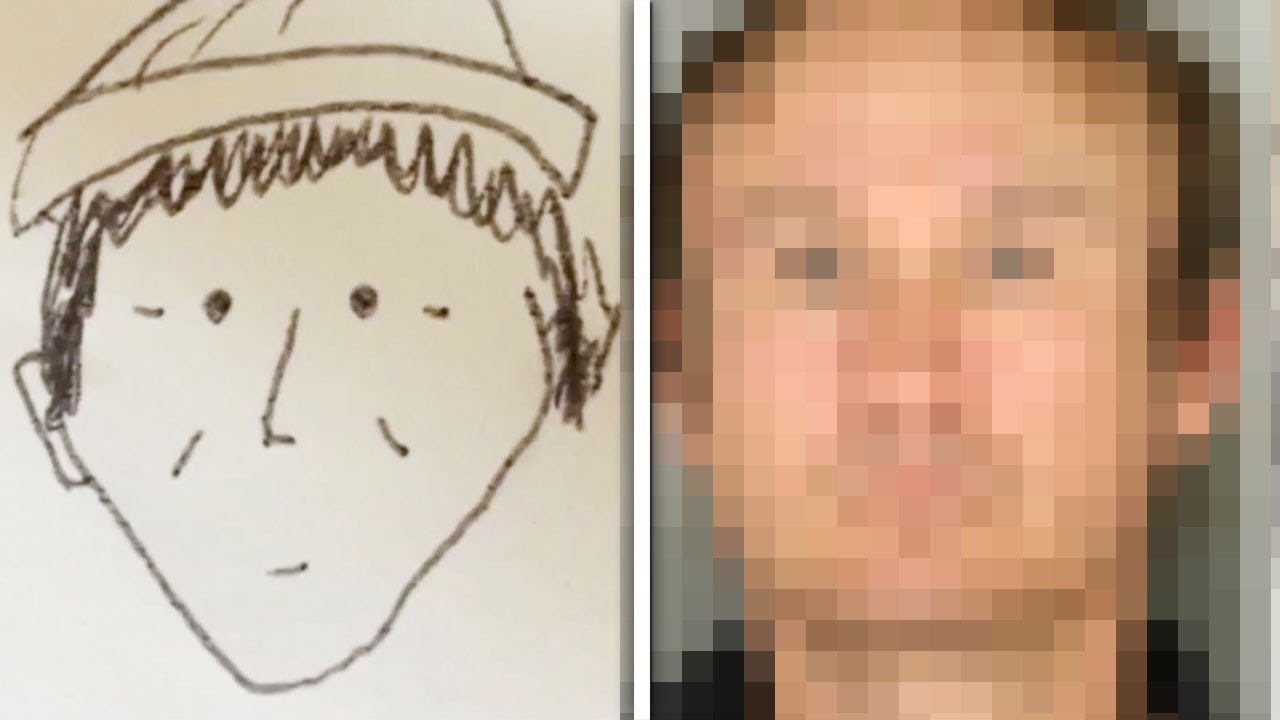 This Sketch Actually Caught A Criminal thumbnail