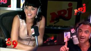 Кэти Перри, Интервью на радио NRJ