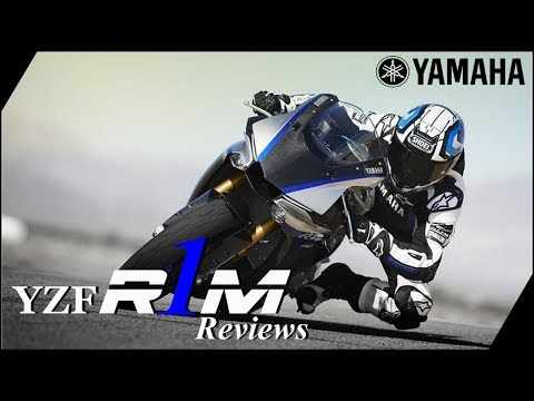 First Look - New Yamaha YZF R1M 2018 Reviews