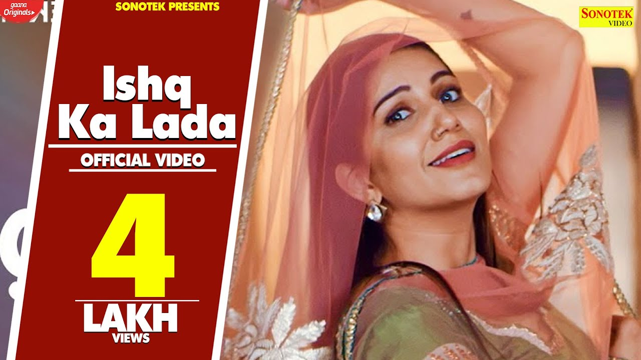 Sapna Chaudhary   Ishq Ka Lada Teaser   New Haryanvi Songs Haryanavi 2020   Sonotek Video,Mp3 Free Download