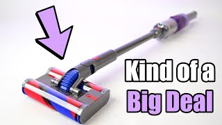 Dyson Omni-glide REVIEW - A New Way to Vacuum Hard Floors