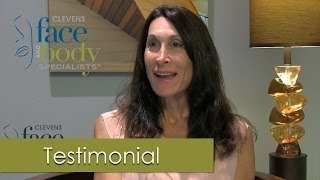 Upper and lower eyelid sugery, Patient Testimonial