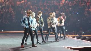 KCON France 2016 - BTS - I Need U