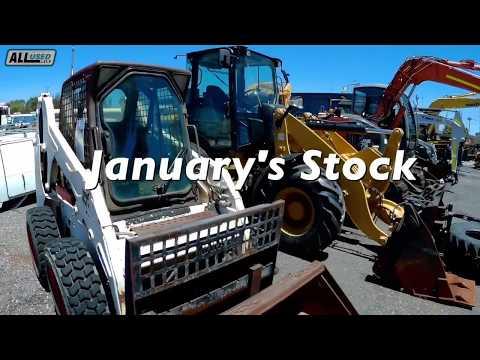 Allused Yard January 2018