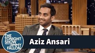 Aziz Ansari Is Donald Trump
