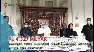 Rabithah 'Alam al-Islamiyah Hilfe Rp 4,3 Milyar DKI Jakarta Tangani Corona