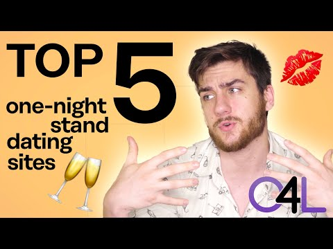 🔥 Best one-night stand sites in 2020 – the top 5 compared