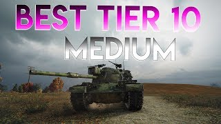 The M48 Patton Is The Best Tier 10 Medium After Patch 9.20