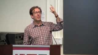 DT Max And James Wood On David Foster Wallace | Mahindra Humanities Center