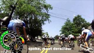 preview picture of video '2012 Tour of Somerville Cat3'
