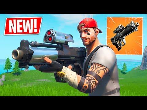 *NEW* Proximity Grenade Launcher in Fortnite!! (Fortnite Battle Royale)