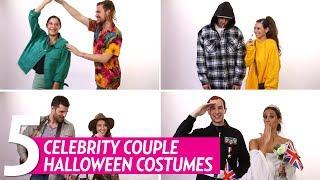 DIY Halloween Costumes Celebrity Couples