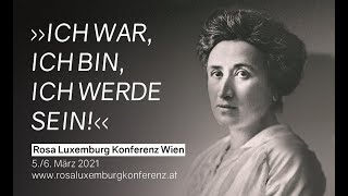 Rosa Luxemburg Konferenz Wien 2021 (Jingle)