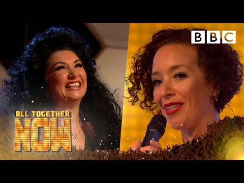 Cher lookalike Rachael's powerful cover of Adele's 'Skyfall' | All Together Now