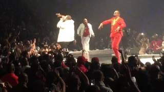 Bad Boy Reunion DMX , Busta Rhymes , 112 , Total , Faith Evans