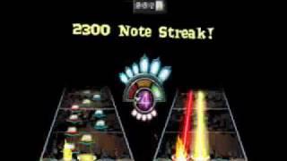 Guitar Hero III Custom: Dragonforce - Flame Of Youth *Co-Op BOT*