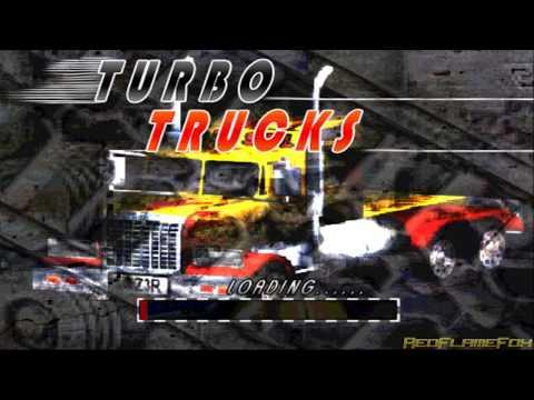 Turbo Trucks (Europe) ISO < PS2 ISOs | Emuparadise