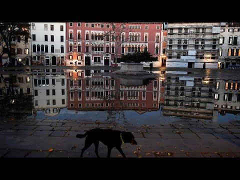 «Βιβλική πλημμύρα στη Βενετία» – Τεράστιο το οικονομικό κόστος …