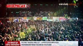 Українські пісні, які стали хітами у світі