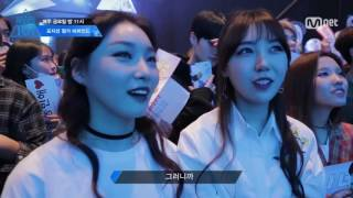[ENG SUB] PRODUCE 101 Season 2 Behind The Scenes Of Group Evaluation Stage