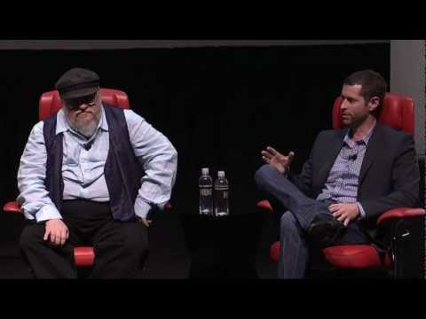 """HBO's """"Game of Thrones"""" - George R.R. Martin Interview with Walt Mossberg"""