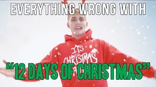 """Everything Wrong With Jake Paul   """"12 Days Of Christmas"""""""