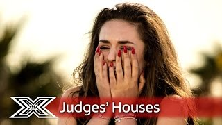 Simon's Reveal: Samantha Lavery | Judges' Houses | The X Factor 2016