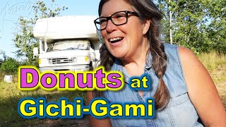 Donuts, Shipwrecks and Boondocks// Copper Harbor in Michigan's UP